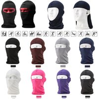 Wholesale 1 Hot Cycle Bike Outdoor Head Neck Balaclava Full Face Mask Cover Hat Protection