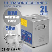 ultrasonic cleaner - ULTRASONIC CLEANER HEATER LEVEL ONE L CLEANER CLEANING MACHINE WATCH JEWELRY JPS A