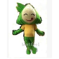 chinese food - Traditional Chinese rice pudding mascot costume EVA adult size green food cartoon mascot costume of the Dragon Boat Festival Dumplings