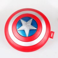 Wholesale High Quality Super Heroes the avengers Movie Model Captain America Shield PVC Action Figures dolls toys HX