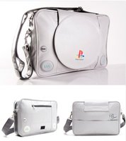 artwork stores - Sony Playstation Messenger Bag Playstation Console Shaped Messenger Bag IN STORE SAME DAY SHIPPING