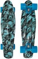 PC、PP、PU、 penny nickel boards - Penny Skateboard inch Penny board Penny Nickel Penny Mini Cruiser Plastic Skateboard Longboard New Penny Board NO P2002 Freeship