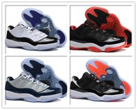 Wholesale Nike dan Retro Concord Infrared Georgetown Bred Low s Men Women Basketball Shoes