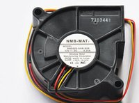 Wholesale Genuine High quality NMB V A BM6025 W B59 Centrifugal cooling fan turbine blower for server industrial computer case vga card