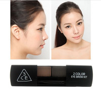 Wholesale Brand CE Professional Eye Shadow Eyebrow Makeup Kit Colors Waterproof Eyebrow Powder Palette Korean Make Up Set
