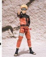 bandai japan toys - hot sell Bandai SHF japan anime Uzumaki Naruto marvel action figures figure toy model doll for boys Christmas gifts
