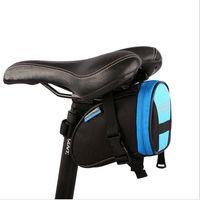 basket for bicycle - 2016 Roswheel Saddle Bag For Bike Cycle Bicycle Basket Velosumka Cycling Accessories Bisiklet Aksesuar Bolsa Bicicleta