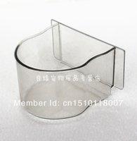 Wholesale bird decoration cup plastic box starlin9 cage box pet product