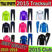 football training - Cheap survetement football AC milan training suit chelsea soccer training soccer tracksuits dortmund ac milan chandal