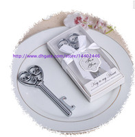 Wholesale a Key to my Heart Bottle opener Wedding favors and gifts Party Supplies