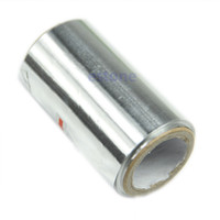 art hairdressing - 50M Art Hair Nail Tinfoil Aluminum Foil Thick Hairdressing Standard New
