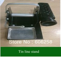 Wholesale Solder Wire Frame Tin Wire Holder Metal tin wire frame Iron Stand
