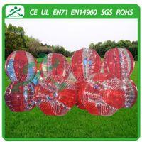 Cheap inflatable bumper ball Best inflatable soccer ball