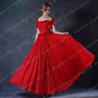 Cheap Portrait Evening Dress Best Sleeveless Evening Dress
