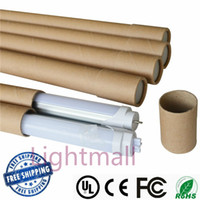 super white - 4ft m mm T8 Led Tube Lights Super Bright W W W Warm Natural Cool White Led Fluorescent Tube AC110 V CE ROHS UL FCC