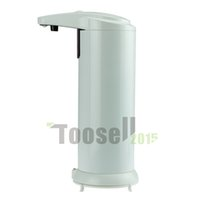Wholesale Ship From USA Sensor Soap Dispenser Stainless Steel Automatic Hands Free Wash Machine IR Sensor Touchless