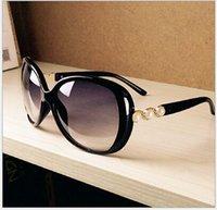 Wholesale Vintage Sunglasses Big Square Female Sunglass Black Pearl Acetate Mirror Plastic Kinds Color Gafas de sol Eye sunglasses Fashion