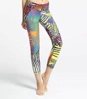 Wholesale womens fitness sport leggings Yoga Gym Crops Pants New workout clothes New SIZE