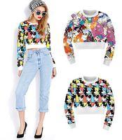 apple pullover - LJJD3695 styles unique style apple emoji full print women hoodie fashion sweatshirt emojis casual clothes Funny Poop hoodies