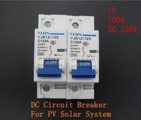 Wholesale P A V DC Circuit Breaker DC MCB Mini Circuit breaker FOR PV Solar system