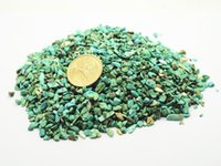 Turquoise semi precious loose beads - natural Turquoise breakstone Beads MM no drill hole semi precious stone loose chip gemstone Jewelry