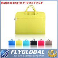 Wholesale Portable Bag Notebook Laptop Bag briefcase Handbag Bag laptop bag pad laptop sleeve For Macbook laptop inch inch inch bag top sale