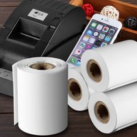Wholesale 57mm mm Thermal Paper for DB Bluetooth Thermal Printer More Rolls Pack