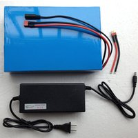 Wholesale Hot sale Rechargeable Electric Bicycle Battery V AH Li ion Battery with PVC case charger tested good A
