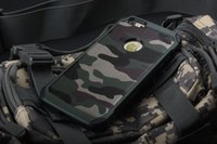 Wholesale For iphone s cell phone cases TPU PC army camo luxury camouflage in hybird back cover for iphone5 s s plus sumsung s6 note4