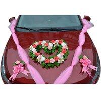 Cheap Cartoon wedding gift wedding supplies wholesale wedding dress bridal bouquet car gift ideas D103