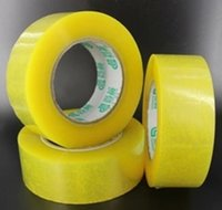 Wholesale 20Rolls quot x Yards Carton Sealing Clear Packing Shipping Box Tape