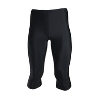 Wholesale Men Bicycle Pants ARSUXEO Stretch Breathable Quick Drying Compression Shorts Outdoor Cycling Running Tights Shorts Length Pants