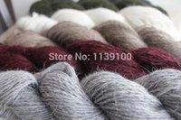 angora bunnies - fashion bunny art angora and nylon yarn hand knitting yarn