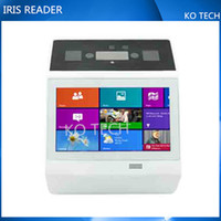 Wholesale KO IR100 IRIS READER Access Control Time Attendance with SDK