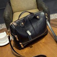 Cheap Wholesale-2015 Genuine Leather Handbags Crossbody Designer Handbags High Quality Bolsa Femininas Luxury Women Purses And Handbags hot