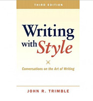 Wholesale 2015 Hot Selling Newest Great Worth Reading Book Amzing Writing with style Conversations on the Art of Writing