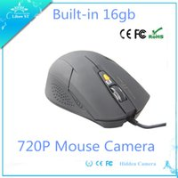 Cheap Mouse Style CoNew Smavert Spy Camera DVR Best Mouse Camera Camcorder Video Recorder