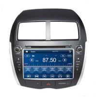 citroen c4 gps dvd - HD din quot Car Radio Car DVD Player for Mitsubishi ASX PEUGEOT CITROEN C4 With GPS Navigation Bluetooth IPOD TV SWC USB AUX IN