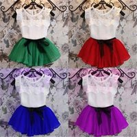 Cheap 2015 Professional New 2015 birthday party dress for girl, vestidos de menina, summer Children's boutique clothing cute girl dresses