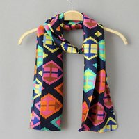 Wholesale The new Anti fashion scarves silk scarf sun woman with big fashion scarves upscale silk shawl