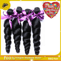 30 inch brazilian hair - Brazilian Hair Cheap A Peruvian Brazilian Indian Malaysian Hair Extension Virgin Hair Loose Wave Hair Weft inch