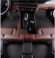 best quality carpets - Best quality Custom special floor mats for Mercedes Benz CLA Class waterproof non slip carpets for CLA Class
