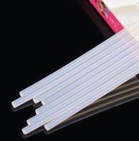 Wholesale plastic resin X190MM Economy Hot Melt Glue Sticks Translucence Hot Melt Glue Adhesive Stick
