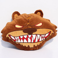 annie lol - 40 cm Anime Game League Of Legends LOL Annie Bear Pillow Plush Toys Soft Stuffed Dolls