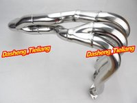 Wholesale For Suzuki GSXR Exhaust Downpipes Headers Pipes Stainless Steel order lt no track