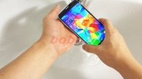 tv phone - S5 octa core phone waterproof G900 i9600 inch screen GB GB back MP camera dual sim usb TV remote contol note note