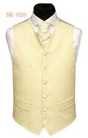 american standard lighting - Formal Light Yellow Men s Waistcoat New Arrival Fashion Groom Vests Casual Slim Vest Custom Made