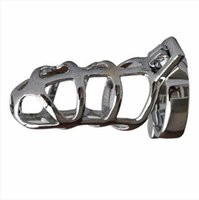 Cheap stainless steel belt Best Penis cage