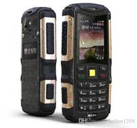 al por mayor cámaras al aire libre baratas-2017 NUEVO MANN original ZUG S IP67 impermeabilizan el teléfono móvil al aire libre robusto a prueba de golpes a prueba de golpes de la cámara Bluetooth de los teléfonos celulares