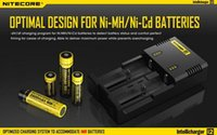 Wholesale Genuine Nitecore Battery Charger for AA AAA Battery Charger Nitecore I2 Charger